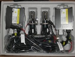 H8 XENON KIT 6000K 55watt