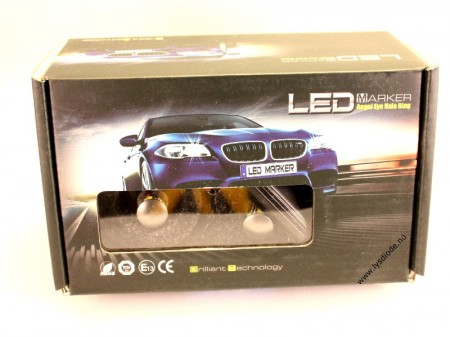 LED pæresett for BMW Angel Eye